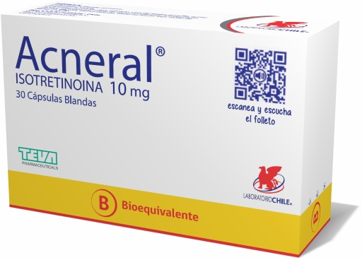 Acneral 10 mg