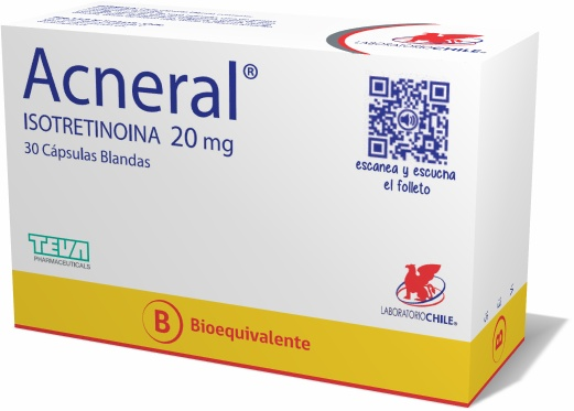 Acneral 20 mg