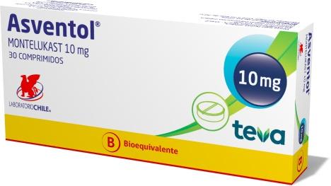 Asventol 10 mg