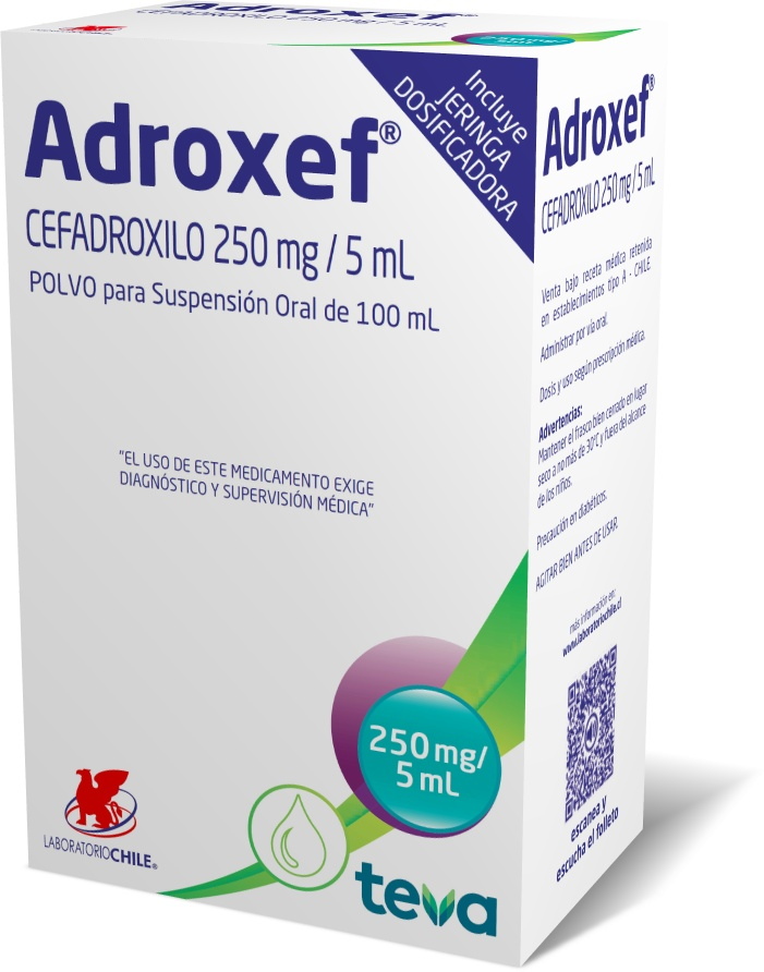 Adroxef 250 mg / 5 mL