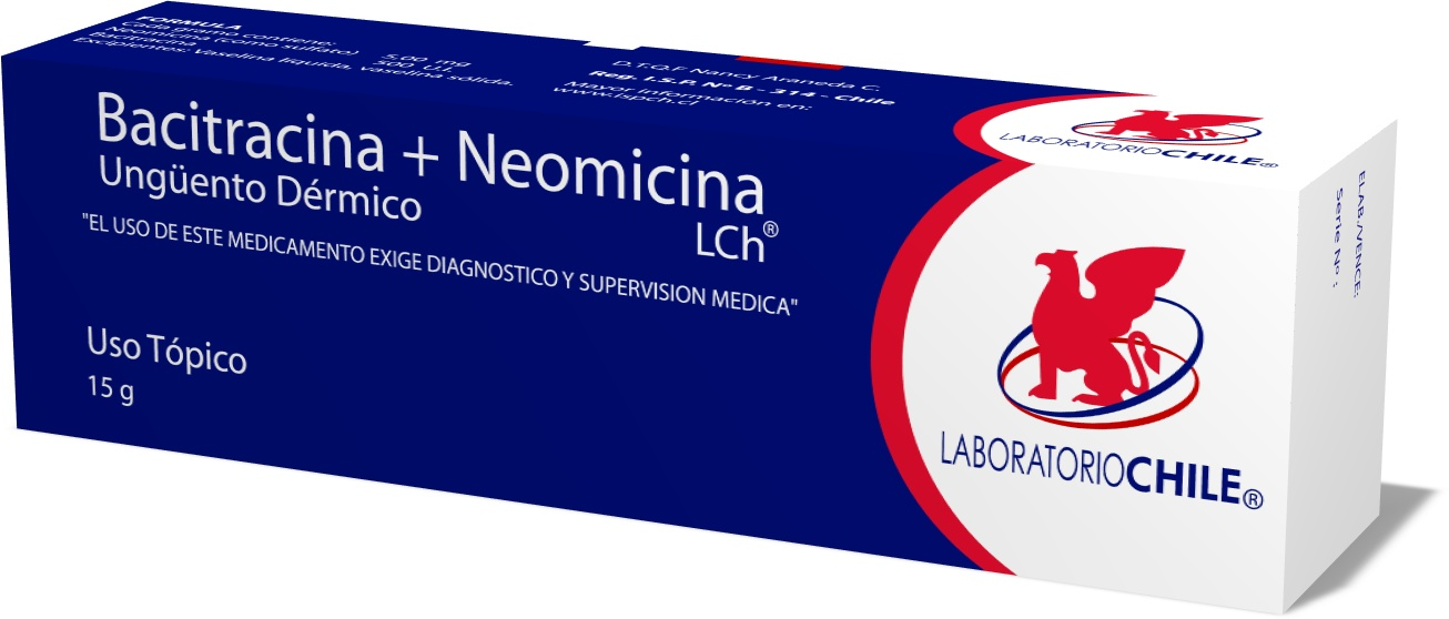 Bacitracina + Neomicina