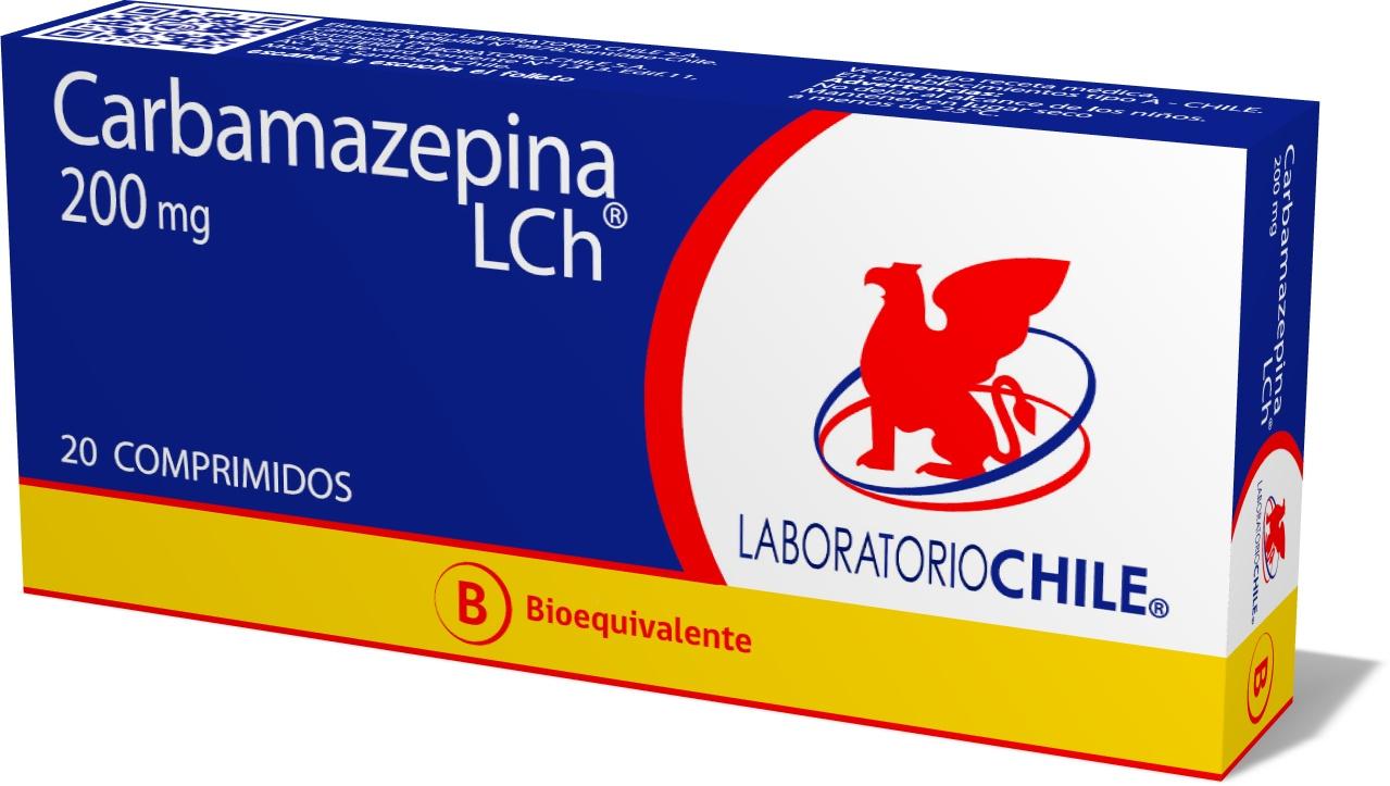 Carbamazepina 200 mg