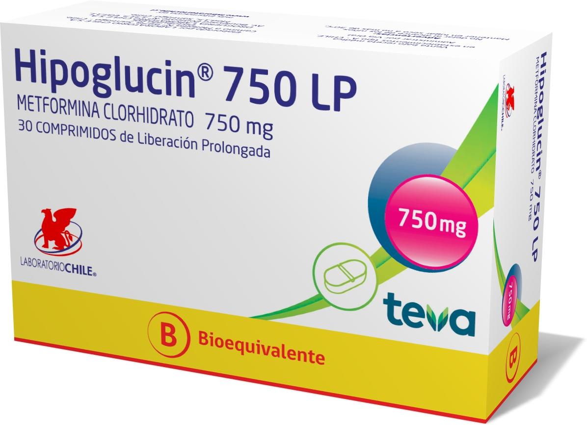 Hipoglucin 750 LP