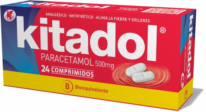 Kitadol 500 mg