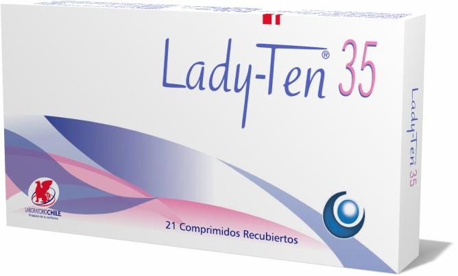 Lady Ten 35