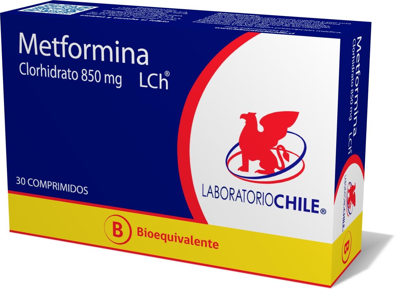 Metformina 850 mg