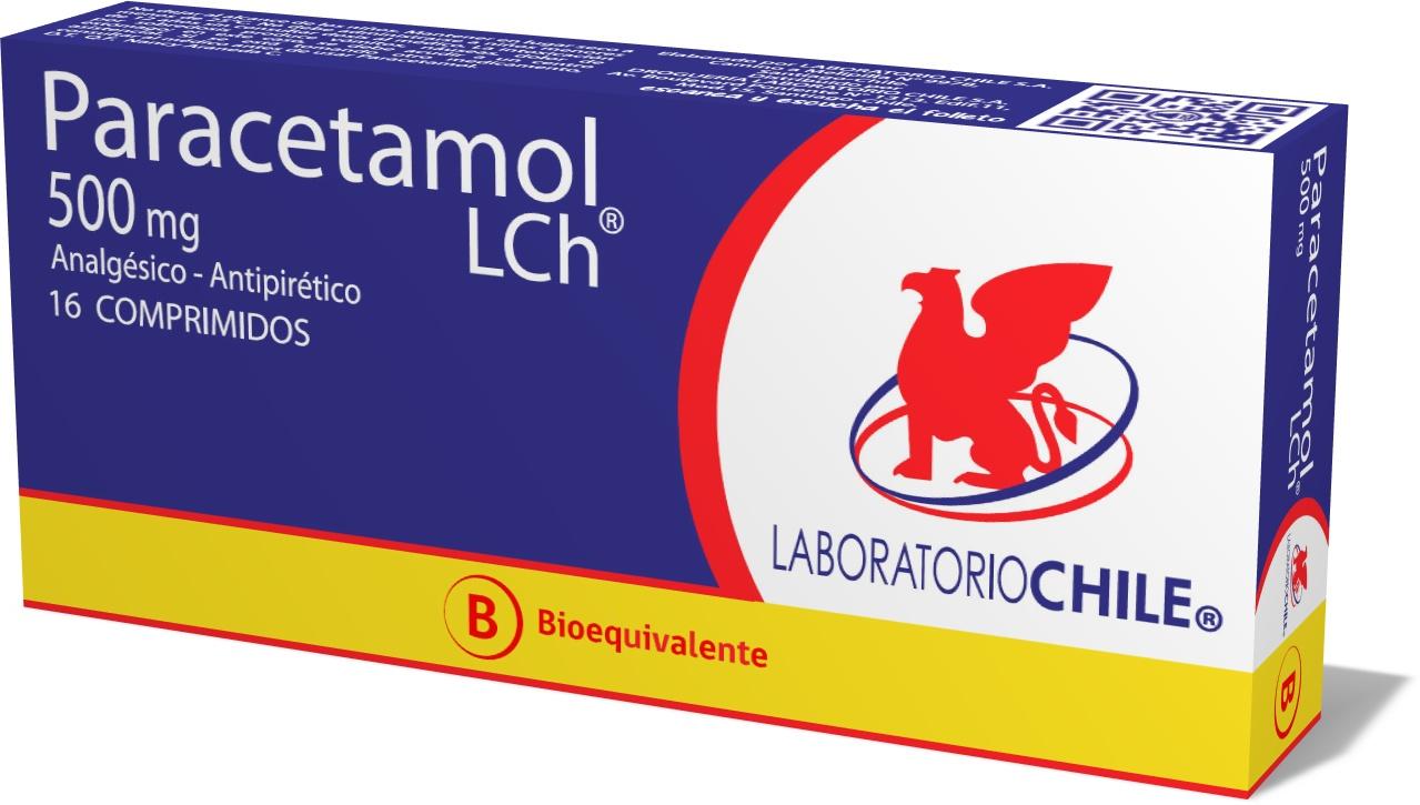 Paracetamol 500MG 16C