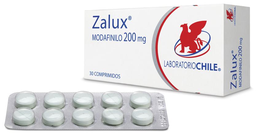 Zalux Laboratorio Chile