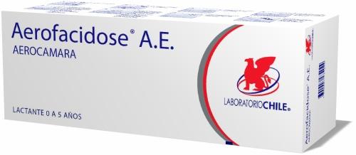Aerofacidose Aerocámara Lactante