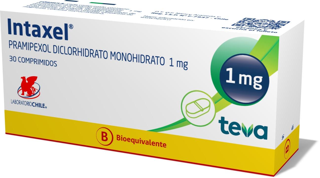 Intaxel 1 mg