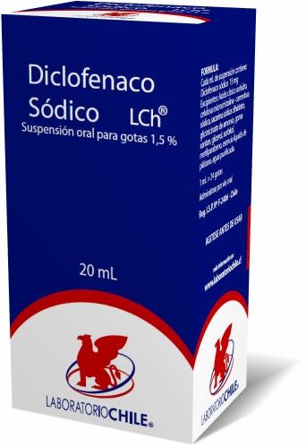 Diclofenaco sódico 1,5%