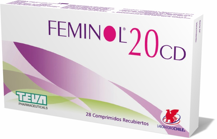 Feminol 20 CD
