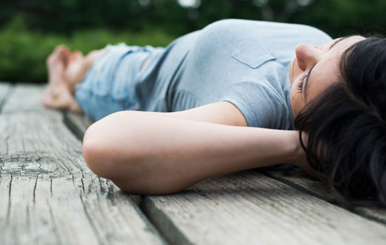 Manejando el cansancio
