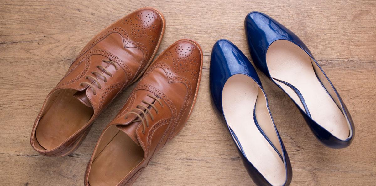 Zapatos bajos esclerosis múltiple
