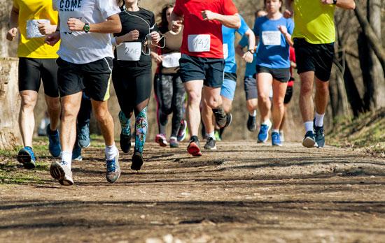 Correr un maratón con etapa 4 de EPOC