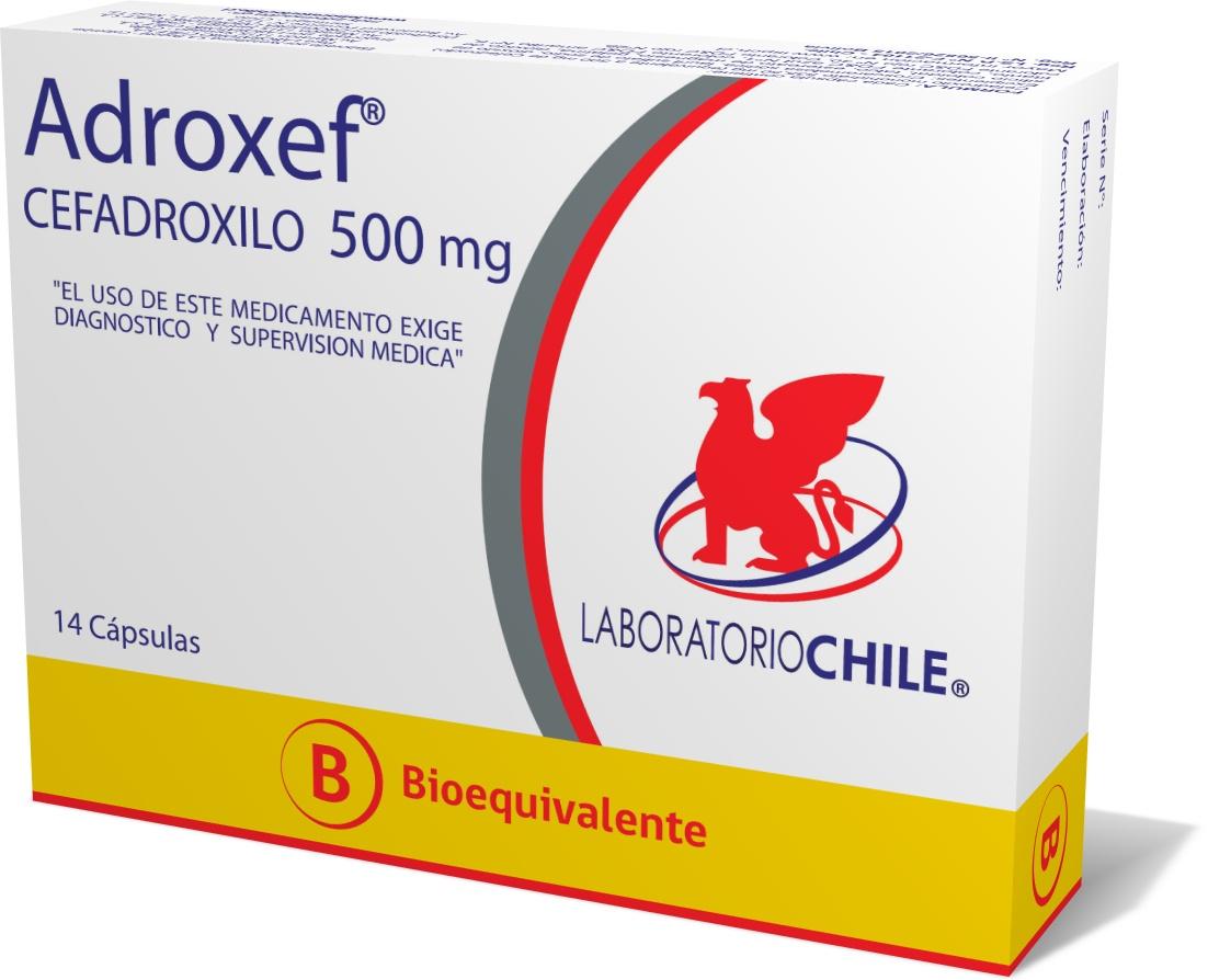 Adroxef 500 mg