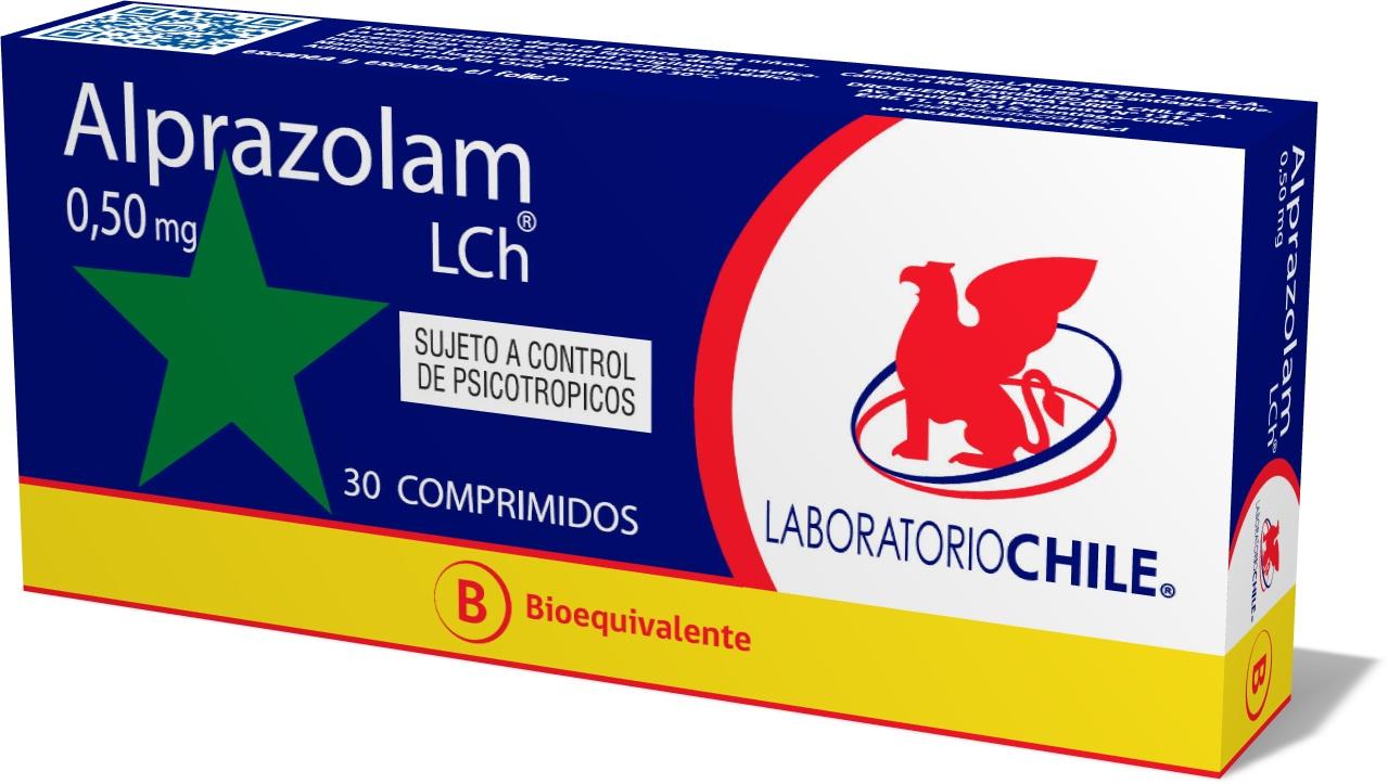 Alprazolam 0,5 mg