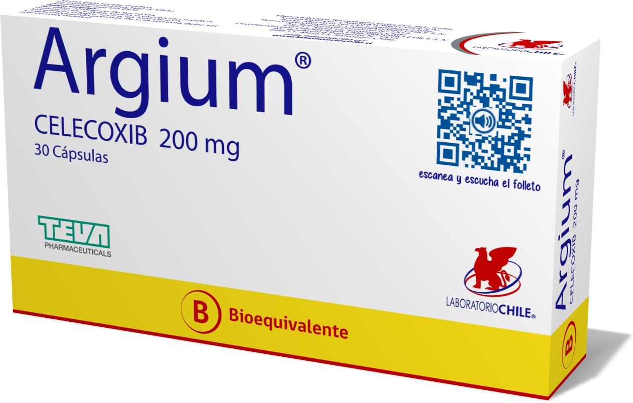 Argium 200 mg