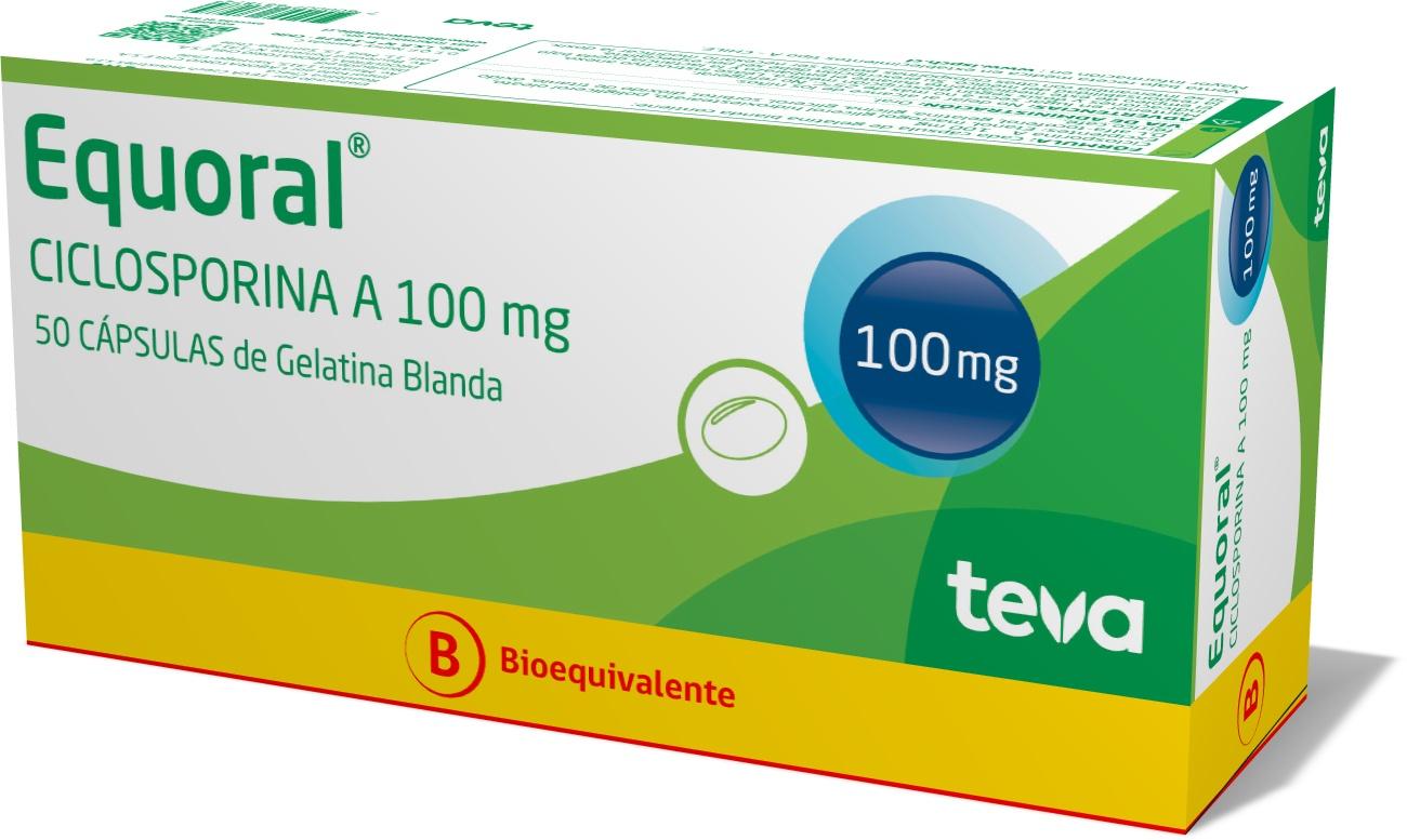 Equoral 100 mg