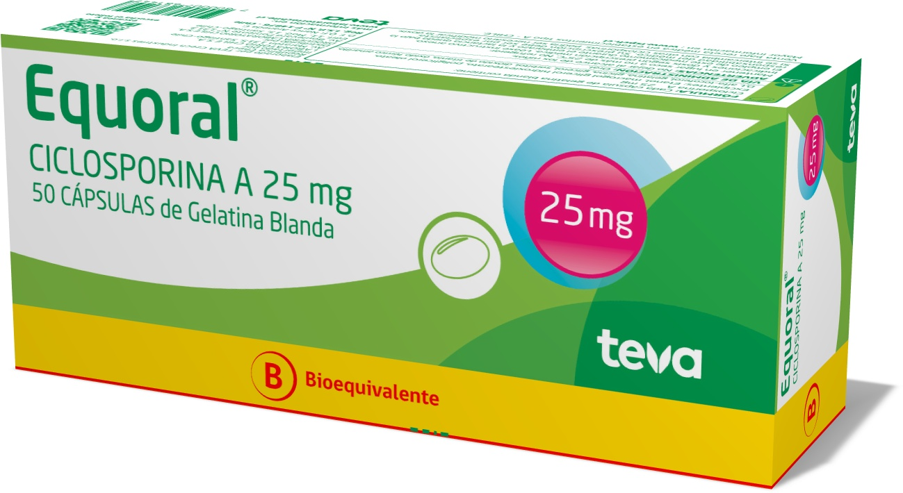 Equoral 25 mg