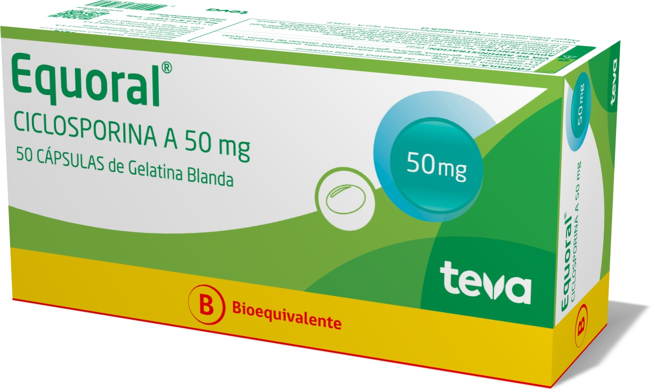 Equoral 50 mg