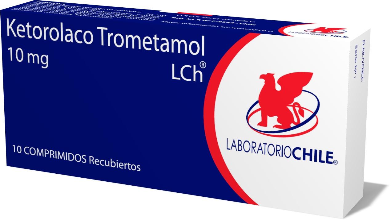 Ketorolaco 10 mg