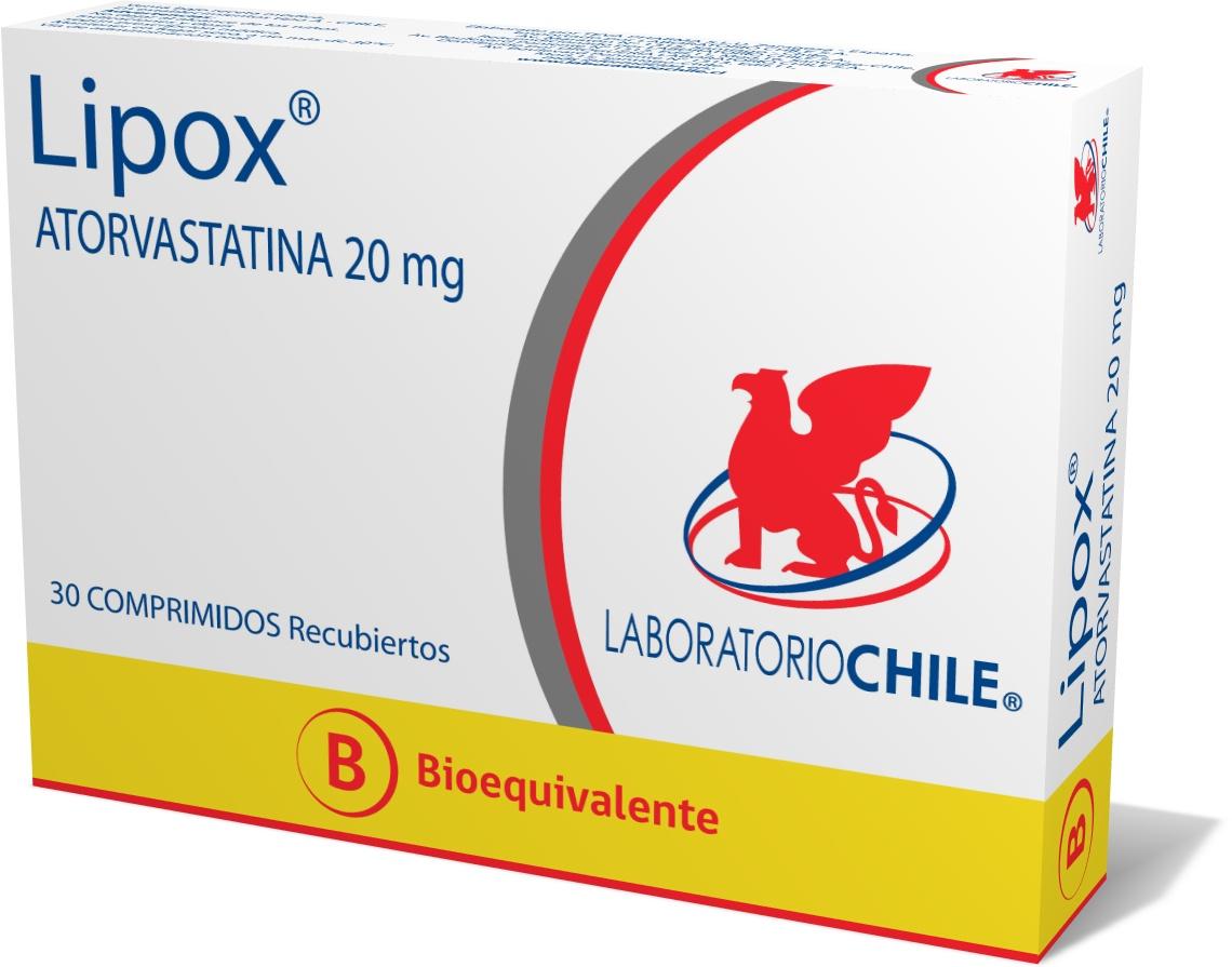 Lipox 20 mg