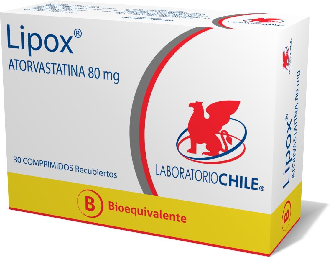 Lipox 80 mg