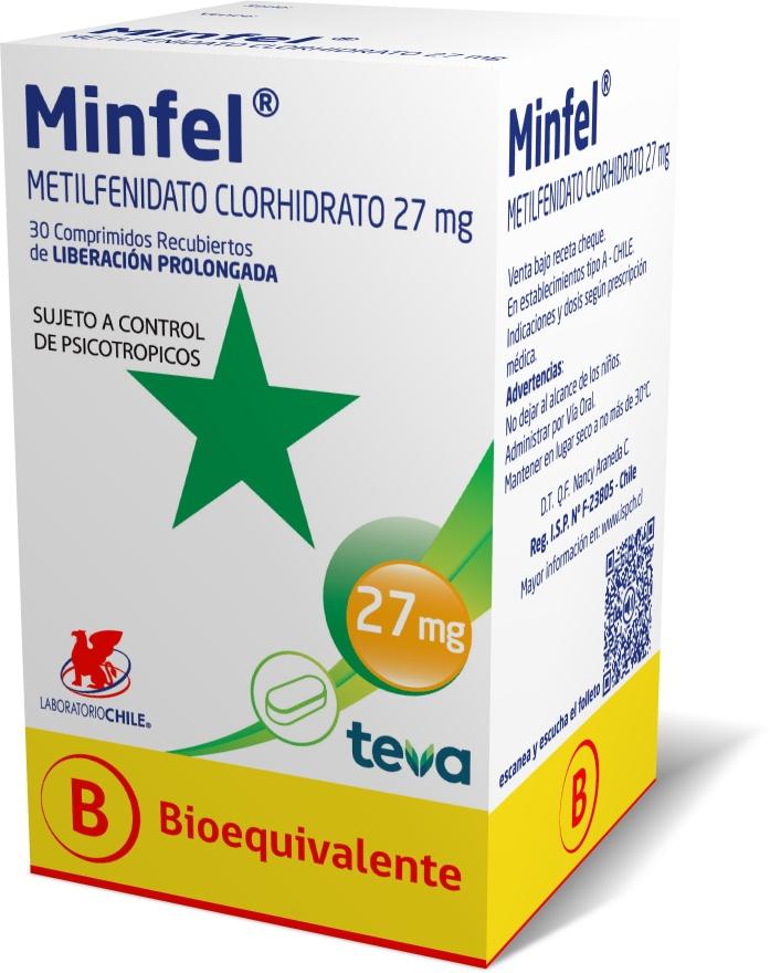 Minfel 27mg