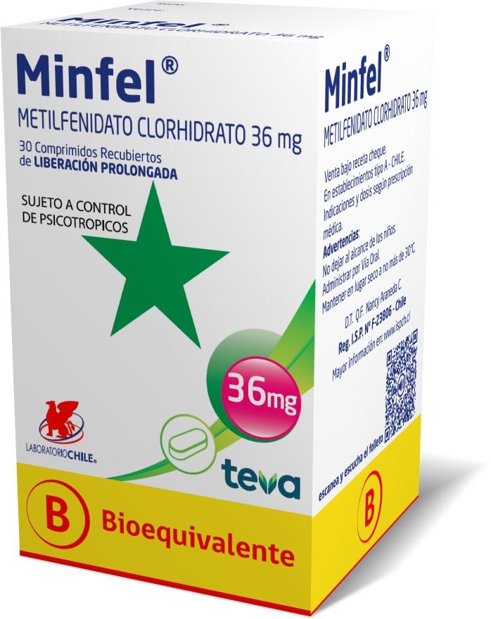 Minfel 36mg