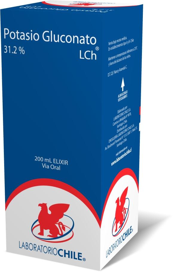 Potasio Gluconato 31,2%