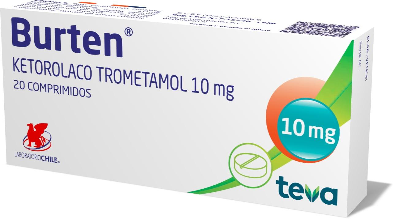 Burten 10 mg