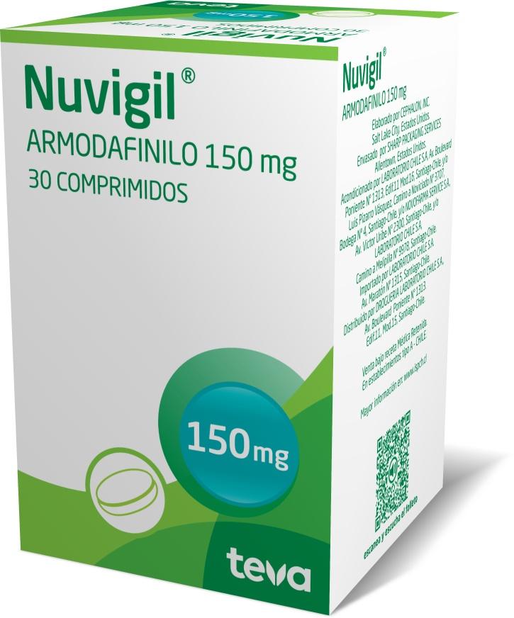 Nuvigil 150 mg