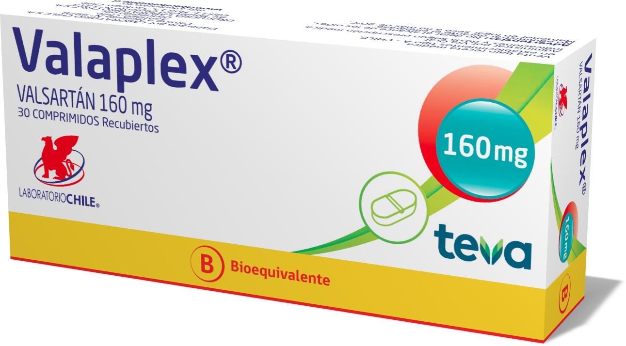 Valaplex 160 mg
