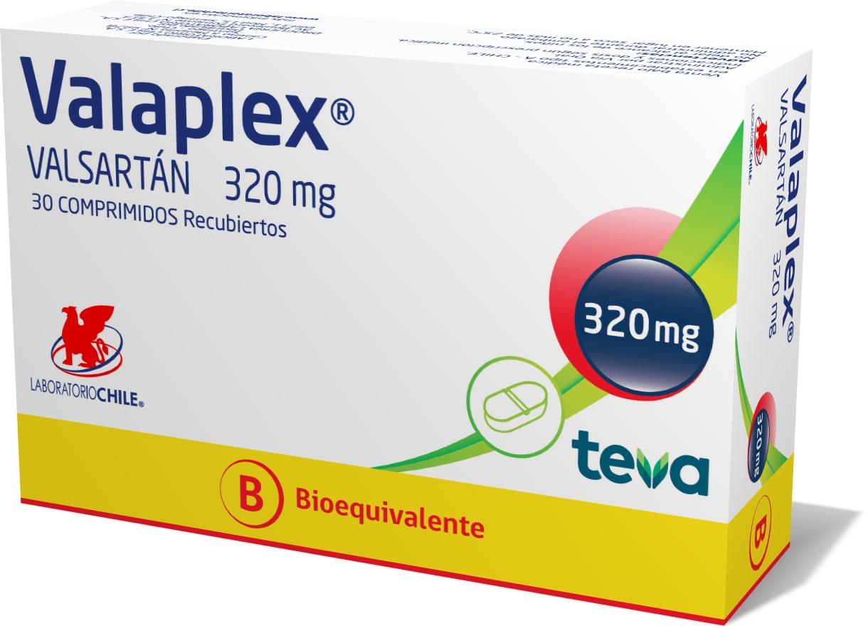 Valaplex 320 mg