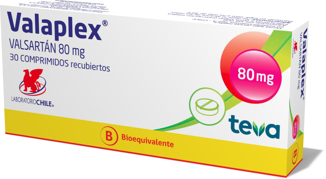 Valaplex 80 mg