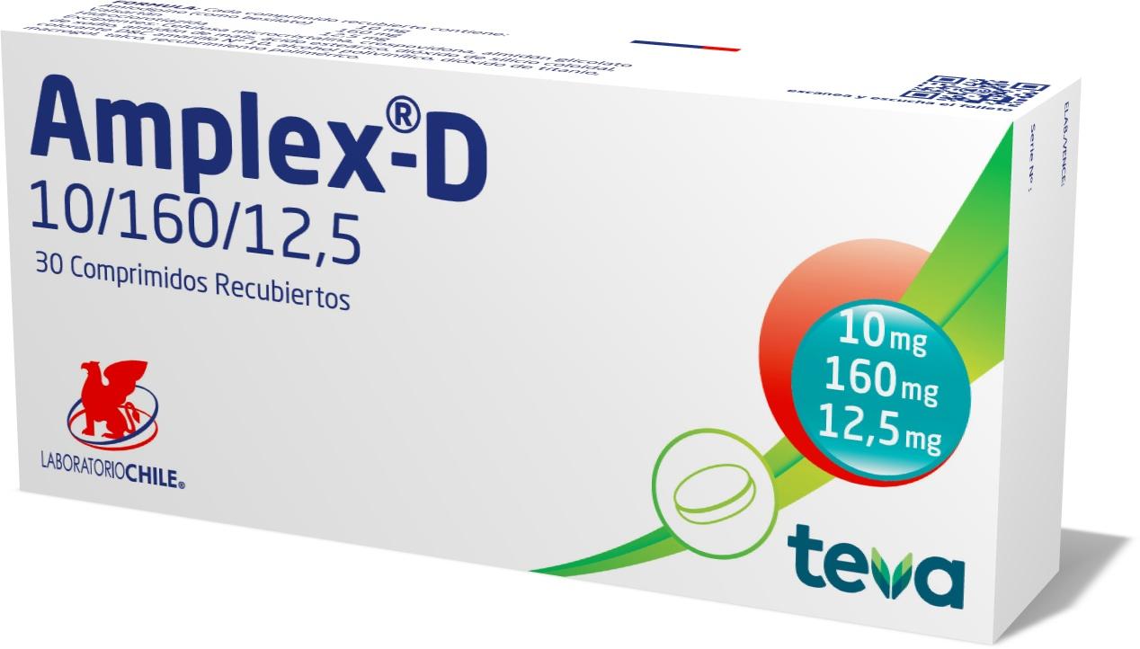Amplex D 10 / 160 / 12,5