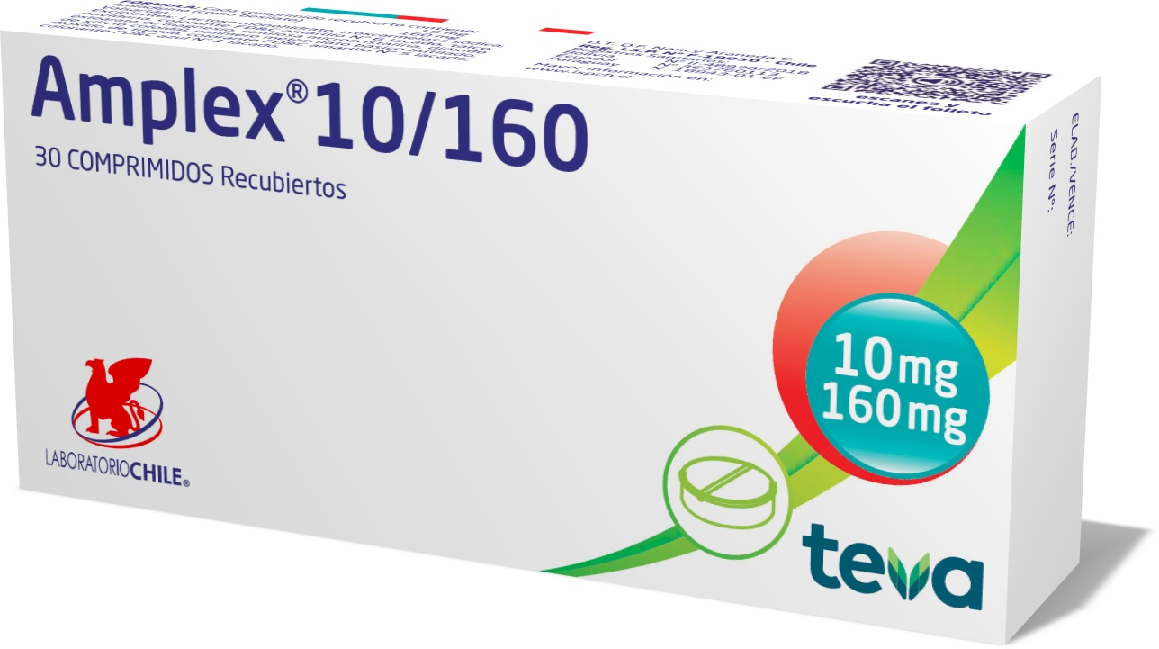 Amplex 10 mg / 160 mg