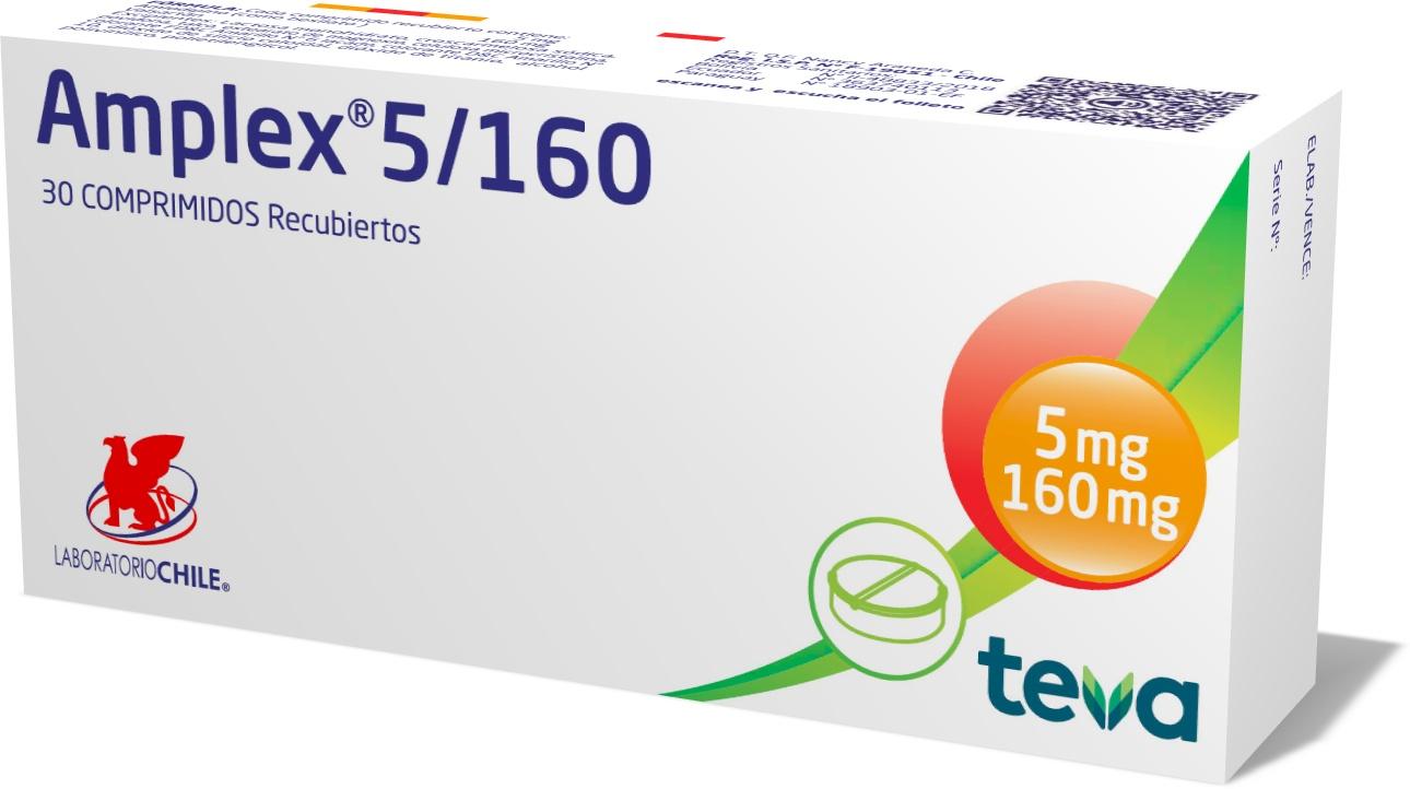 Amplex 5 mg / 160 mg