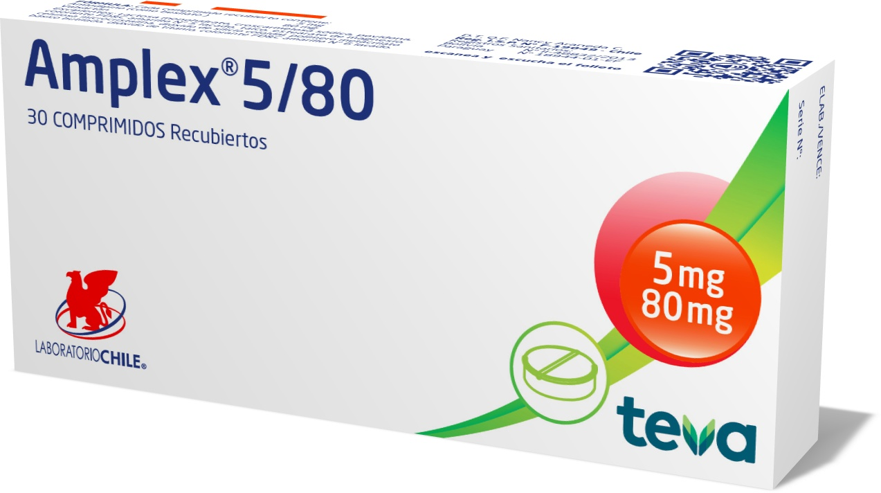 Amplex 5 mg / 80 mg