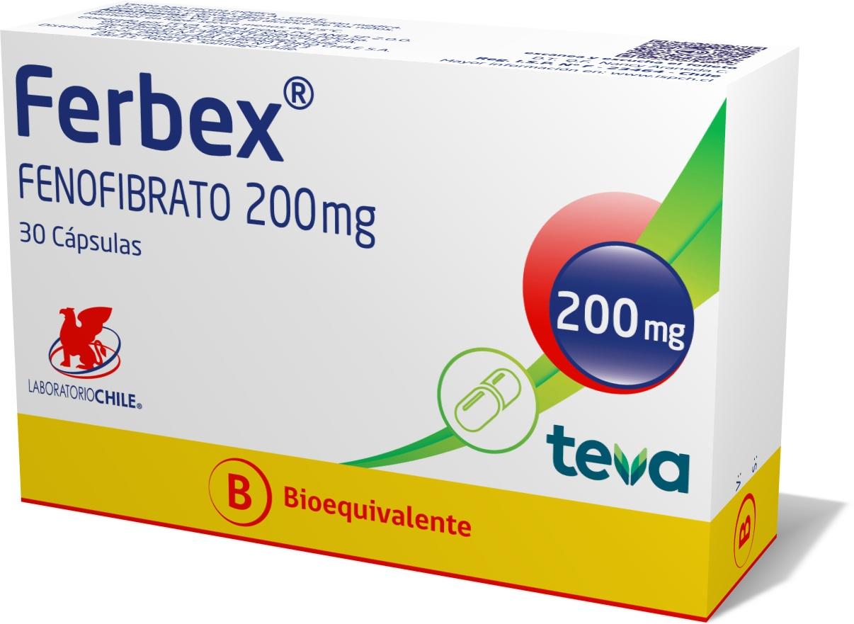 Ferbex 200 mg