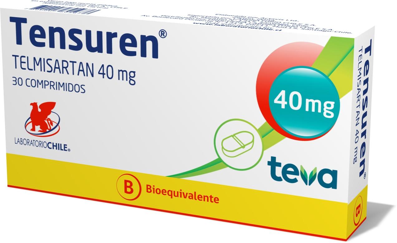 Tensuren 40 mg