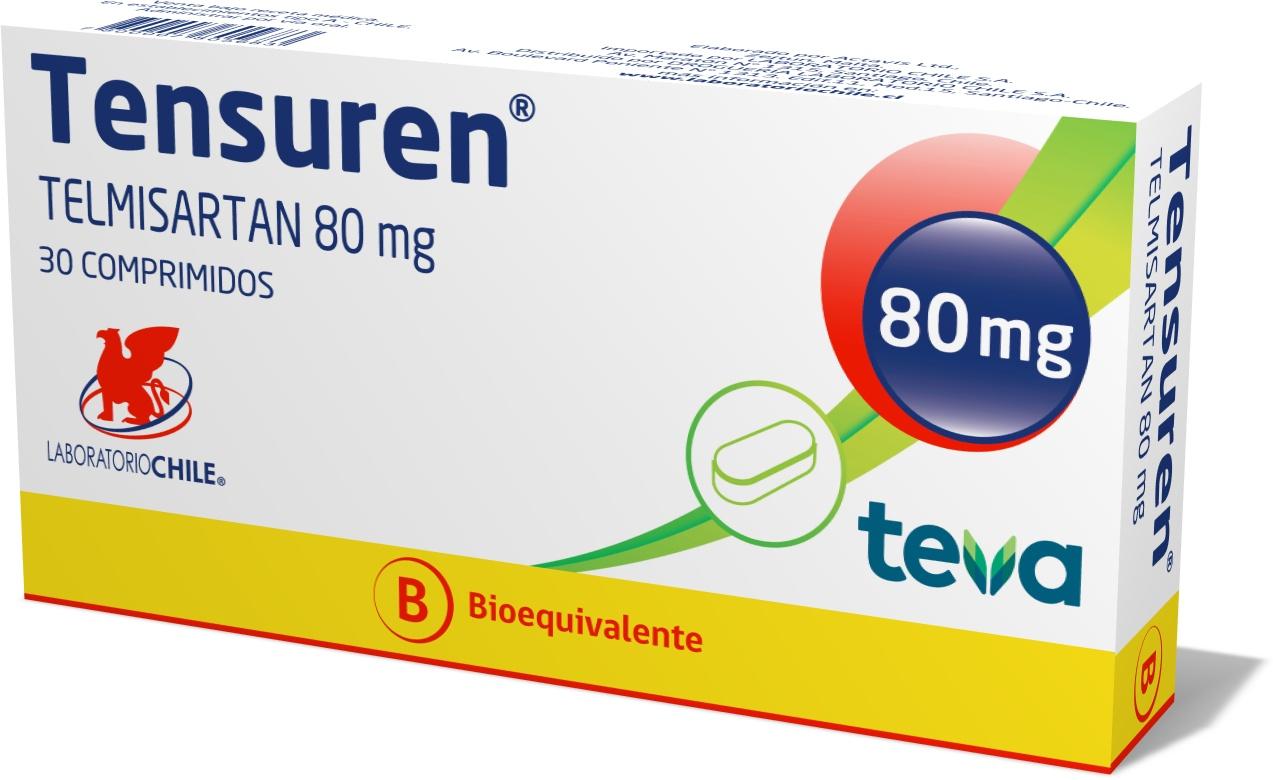 Tensuren 80 mg