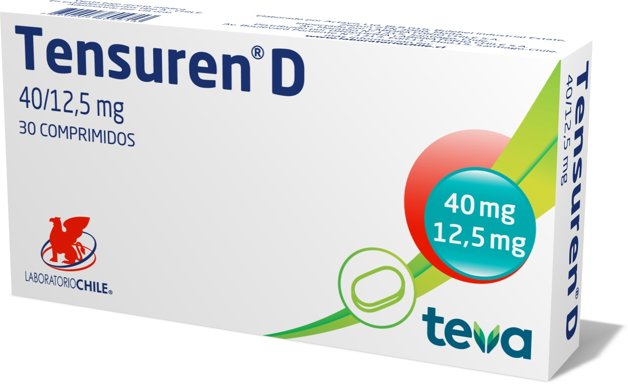 Tensuren D 40 / 12,5 mg