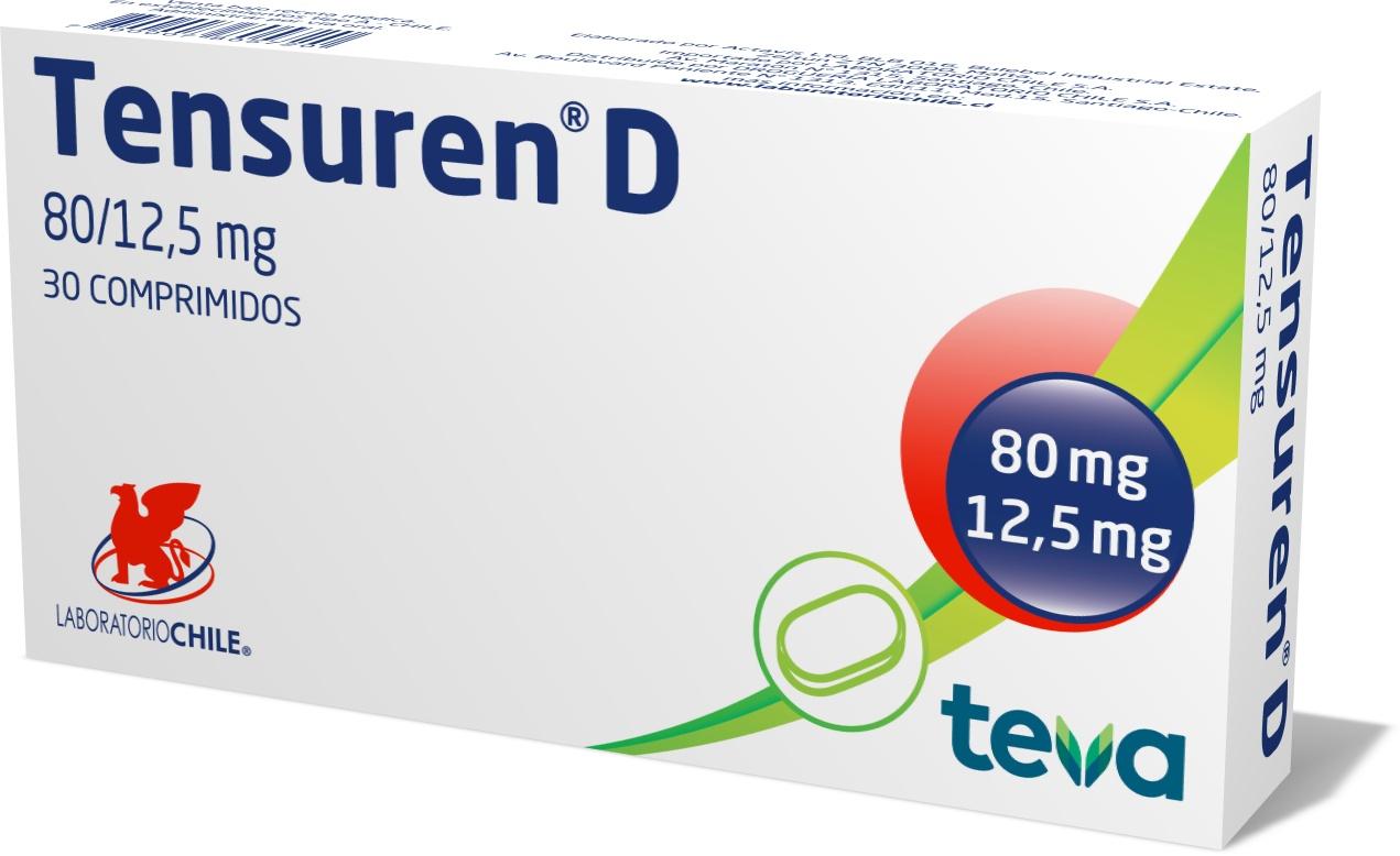 Tensuren D 80 / 12,5 mg