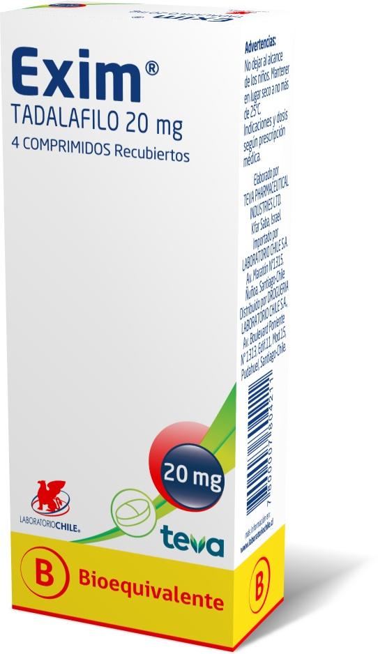 Exim® 20 mg