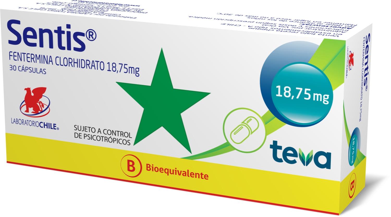 Sentis 18,75 mg