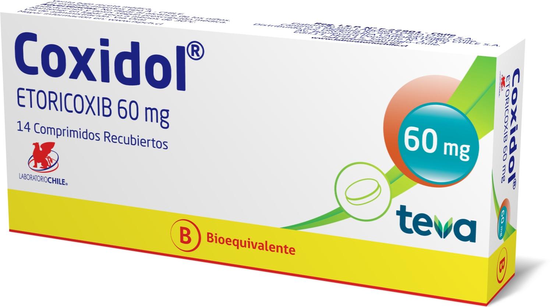 Coxidol 60 mg