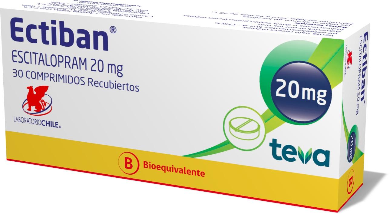 Ectiban 20 mg