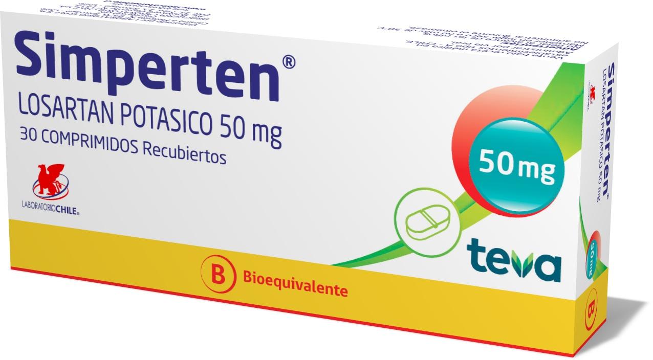 Simperten 50 mg